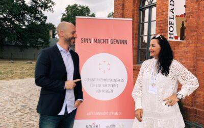 SINN | MACHT | GEWINN – Rechtsanwalt Dr. Pichler als Speaker beim Unternehmerkongress